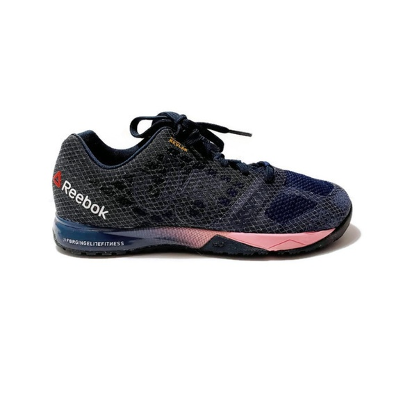 4e33f6e64cb607 Reebok Women s Crossfit Nano 5.0 Training Shoe. M 5c79430bbb76156177a23cbf